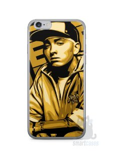 Capa Iphone 6/S Eminem #2