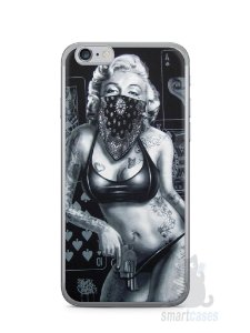 Capa Iphone 6/S Marilyn Monroe #3