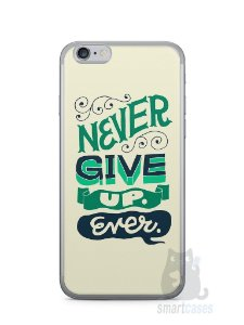 Capa Iphone 6/S Frase #2