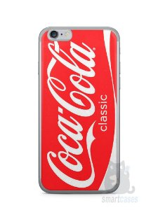 Capa Iphone 6/S Coca-Cola