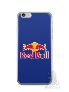 Capa Iphone 6/S Red Bull #2