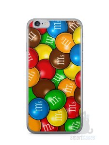 Capa Iphone 6/S M&M's