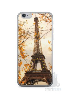 Capa Iphone 6/S Torre Eiffel #1
