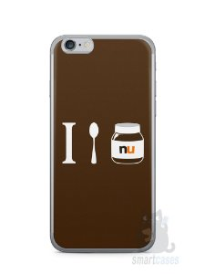 Capa Iphone 6/S Nutella #4