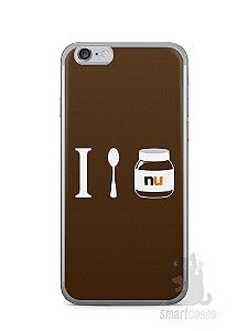 Capa Iphone 6/S Nutella #4