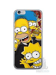 Capa Iphone 6/S Família Simpsons #2