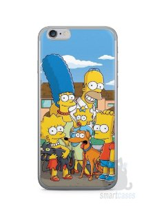 Capa Iphone 6/S Família Simpsons #1
