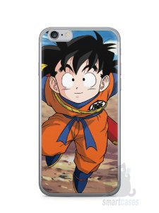 Capa Iphone 6/S Dragon Ball Z Gohan Pequeno
