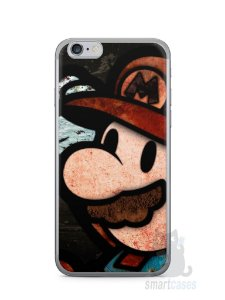 Capa Iphone 6/S Super Mario #2