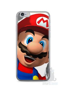 Capa Iphone 6/S Super Mario #1