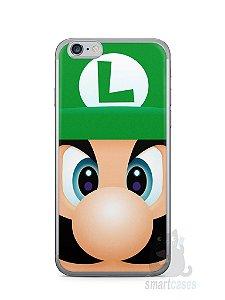 Capa Iphone 6/S Luigi Irmão do Super Mario