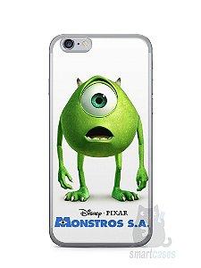 Capa Iphone 6/S Mike Wazowski Monstros S.A.
