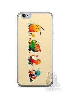 Capa Iphone 6/S Pokémon #1