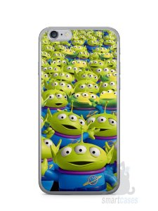 Capa Iphone 6/S Aliens Toy Story #2