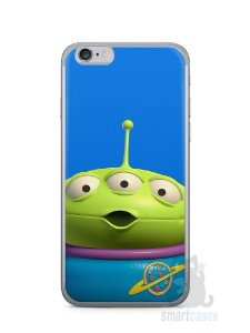 Capa Iphone 6/S Aliens Toy Story #1