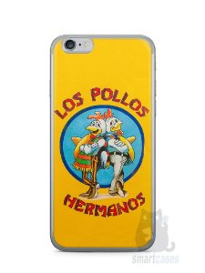 Capa Iphone 6/S Breaking Bad Los Pollos Hermanos #2