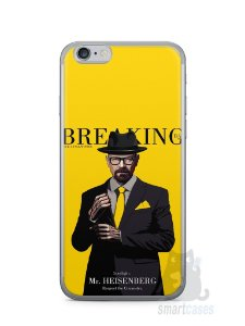 Capa Iphone 6/S Breaking Bad #2