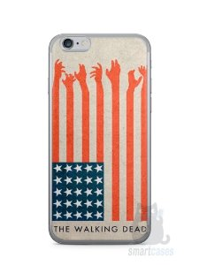 Capa Iphone 6/S The Walking Dead #2