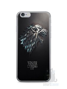 Capa Iphone 6/S Game Of Thrones Stark