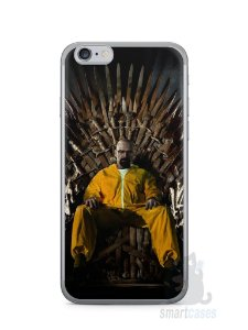 Capa Iphone 6/S Heisenberg Game Of Thrones