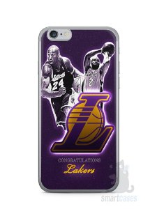 Capa Iphone 6/S Lakers