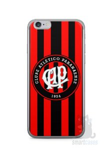 Capa Iphone 6/S Time Atlético Paranaense