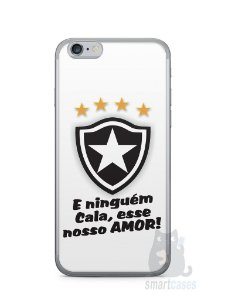 Capa Iphone 6/S Time Botafogo #2