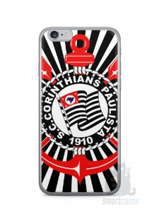 Capa Iphone 6/S Time Corinthians #2