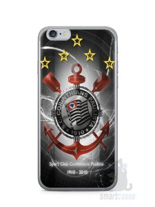 Capa Iphone 6/S Time Corinthians #5