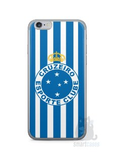 Capa Iphone 6/S Time Cruzeiro #2