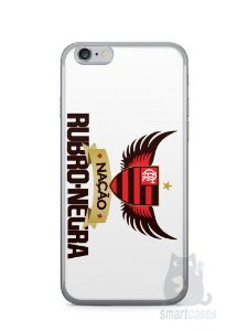 Capa Iphone 6/S Time Flamengo #3