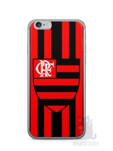 Capa Iphone 6/S Time Flamengo #1