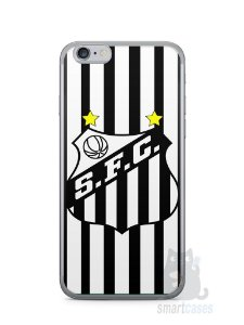 Capa Iphone 6/S Time Santos