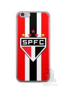 Capa Iphone 6/S Time São Paulo