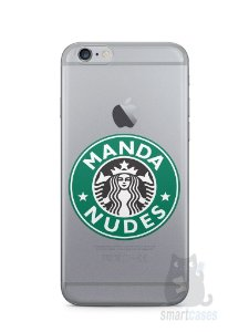 Capa Iphone 6/S Manda Nudes