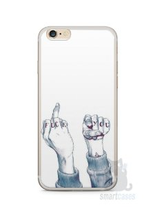 Capa Iphone 6/S Plus Fuck You