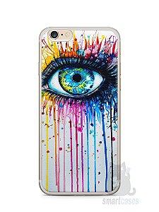 Capa Iphone 6/S Plus Olho Pintura