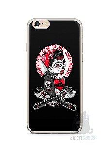 Capa Iphone 6/S Plus Menina Motoqueira