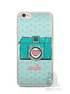 Capa Iphone 6/S Plus Câmera Fotográfica