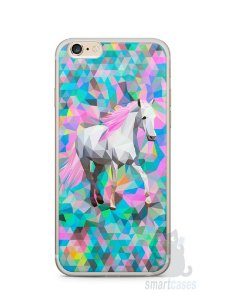 Capa Iphone 6/S Plus Cavalo Pintura