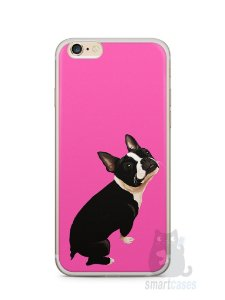 Capa Iphone 6/S Plus Cachorro Boston Terrier