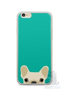Capa Iphone 6/S Plus Cachorro Bulldog Francês #2