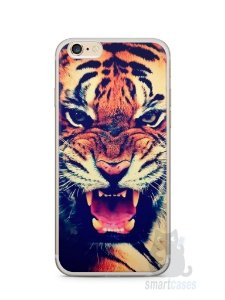 Capa Iphone 6/S Plus Tigre Feroz