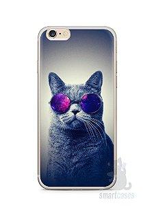 Capa Iphone 6/S Plus Gato Galáxia #2
