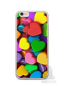 Capa Iphone 6/S Plus Corações