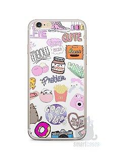 Capa Iphone 6/S Plus Coisas de Menina