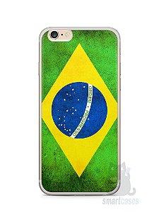 Capa Iphone 6/S Plus Bandeira do Brasil
