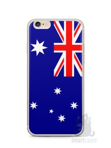 Capa Iphone 6/S Plus Bandeira da Austrália