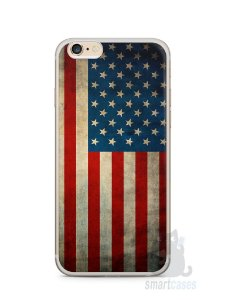 Capa Iphone 6/S Plus Bandeira EUA