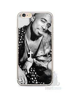 Capa Iphone 6/S Plus Tupac Shakur #3